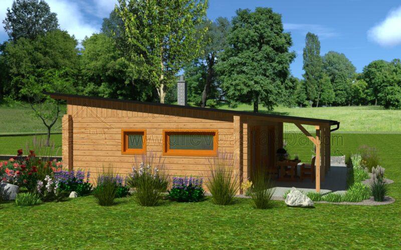 Moderní bungalov