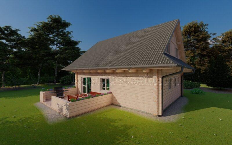 Montovany dům