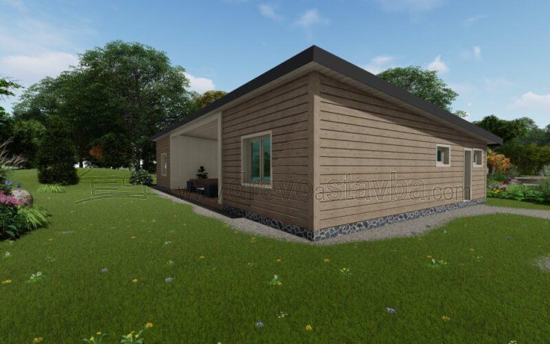 RD Emil - bungalov