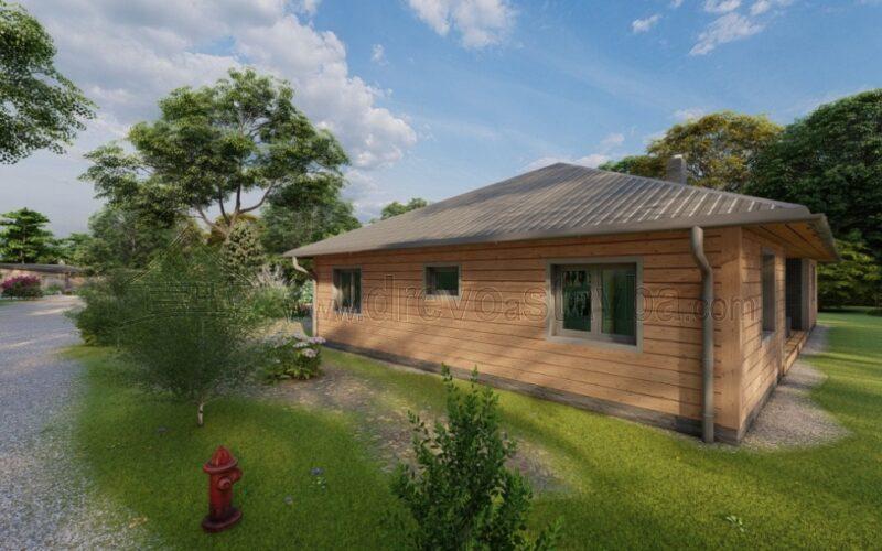 RD Emil - bungalovy na klíč