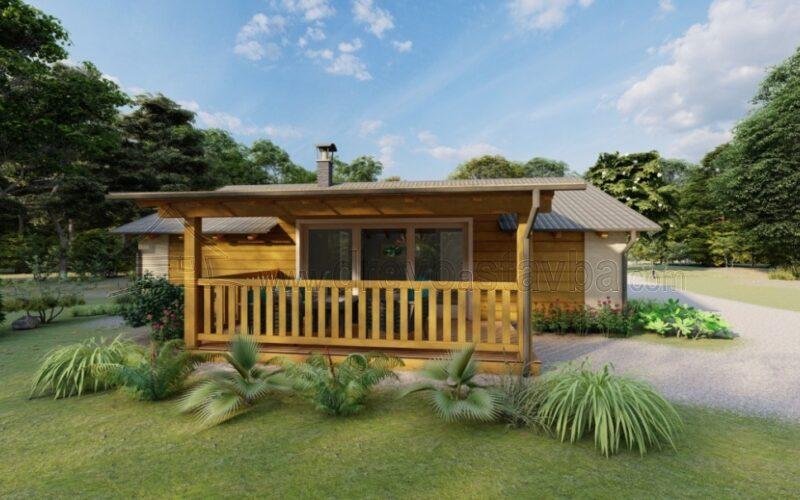RD Lisna - Moderní dům