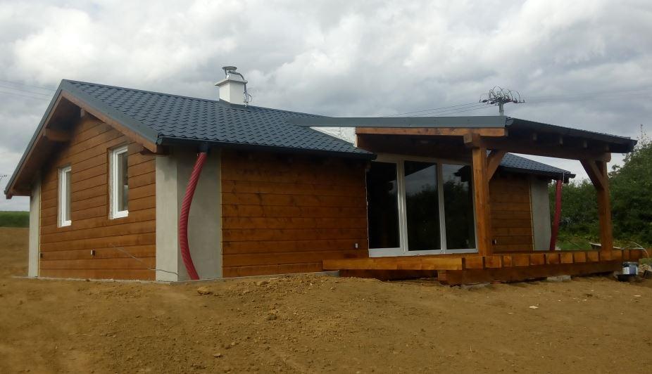 Dům k dokončení