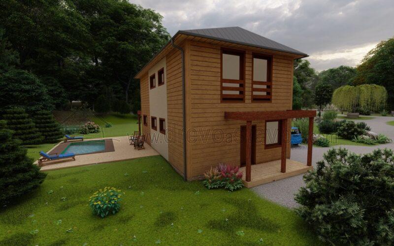 Montované dřevostavby