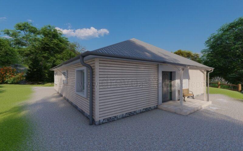 RD Medard - bungalov na klíč