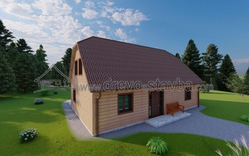 RD Stella - patrový dům